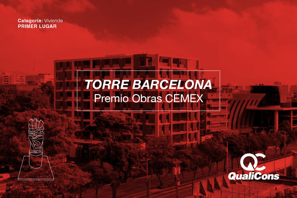 Premio Obras - CEMEX