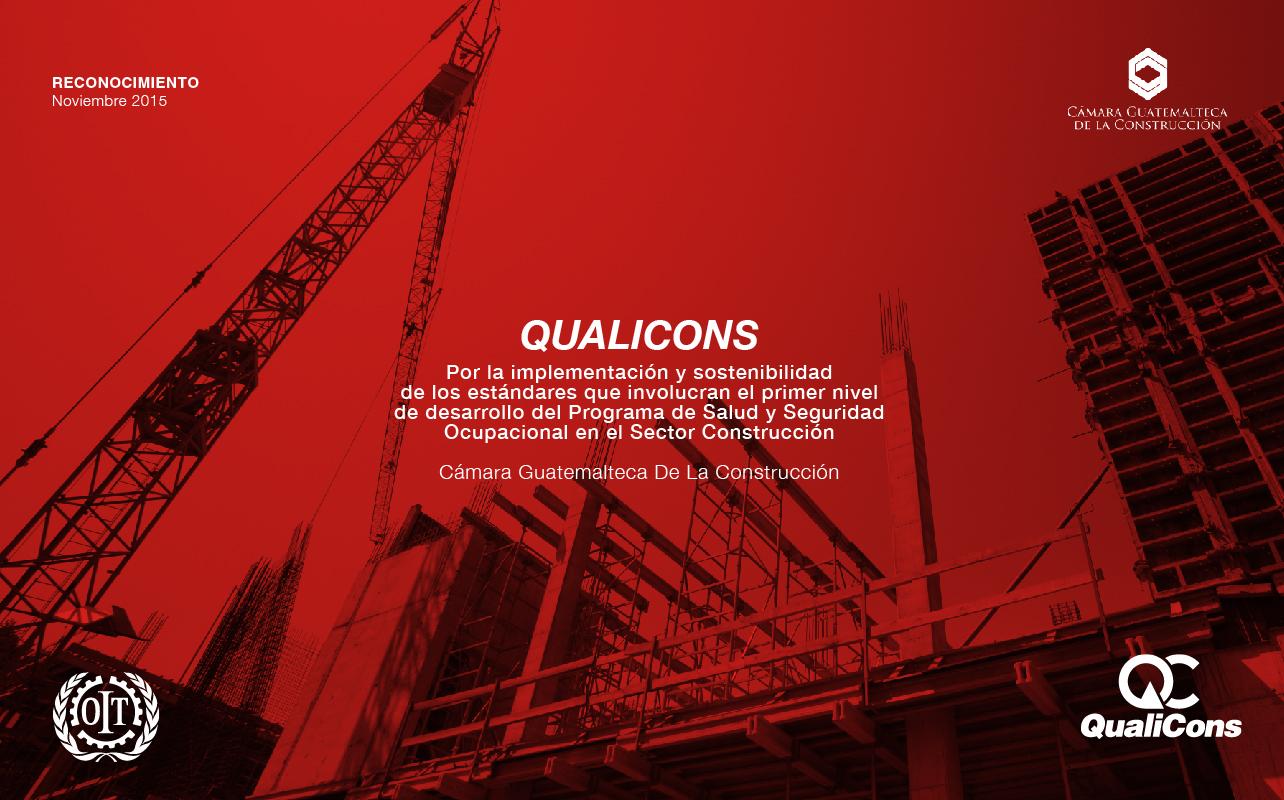 Reconocimiento por el segundo nivel de desarrollo del programa de SSO del sector construcción